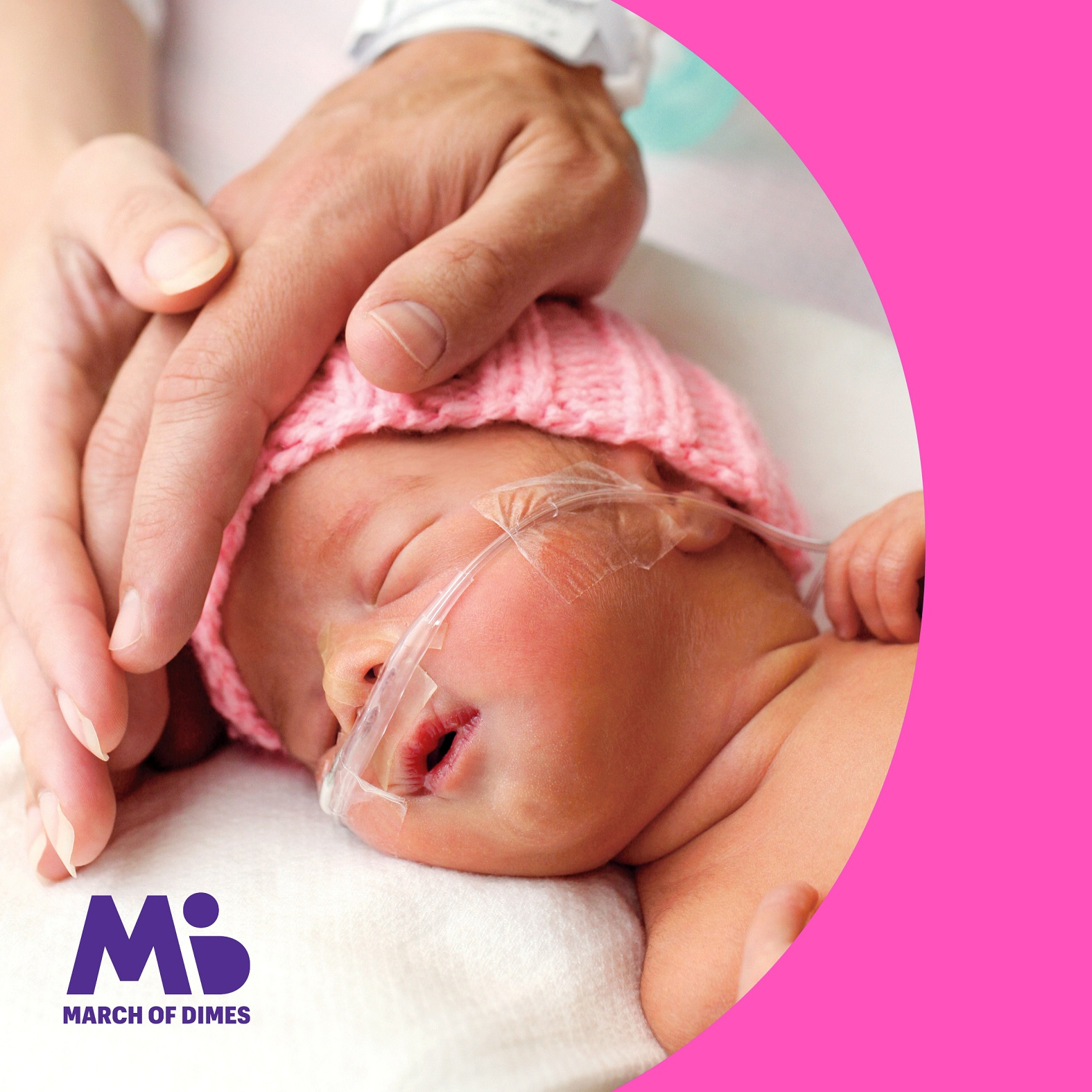 March of Dimes resources for NICU parents