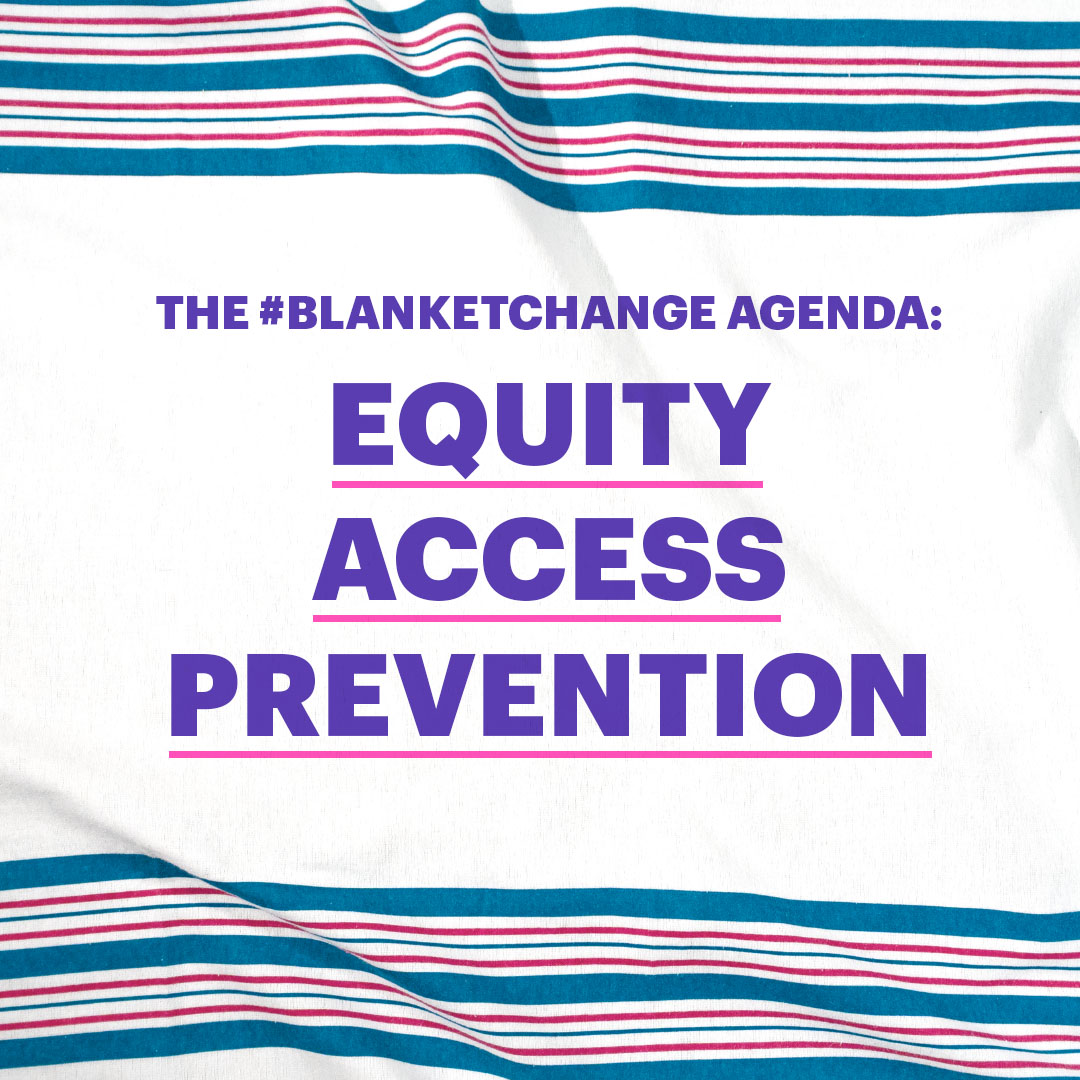 Let's create #BlanketChange during Prematurity Awareness Month