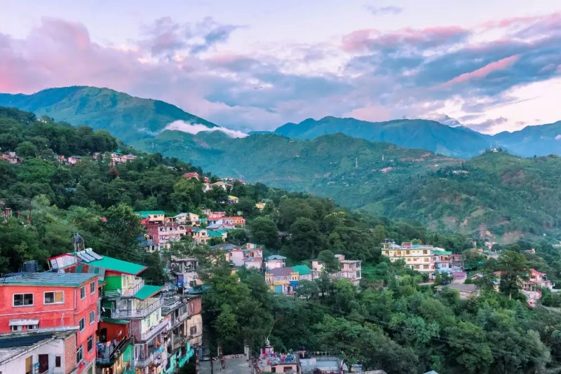 Dharamshala Himachal Pradesh - Places to Visit in Himachal Pradesh