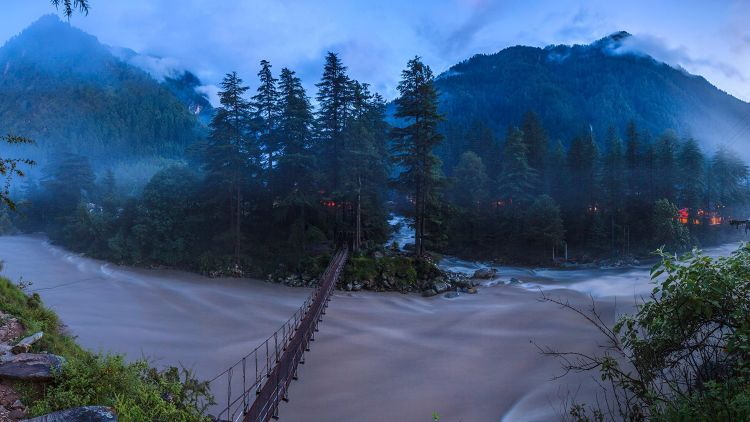 Kasol Himachal Pradesh - Places to Visit in Himachal Pradesh