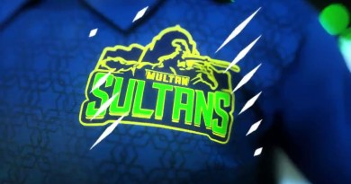 Multan Sultan PSL 5