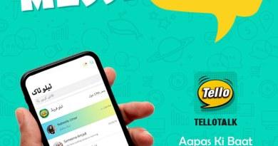 TelloTalk Messenger