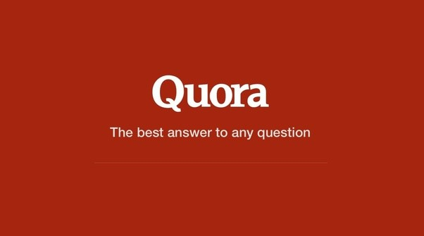quora question and answering platform