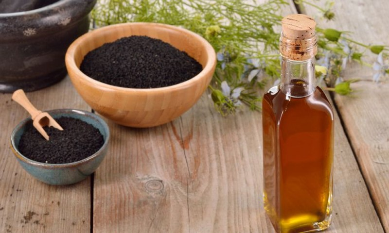 Black Seed Oil is Useful for Hair and Skin