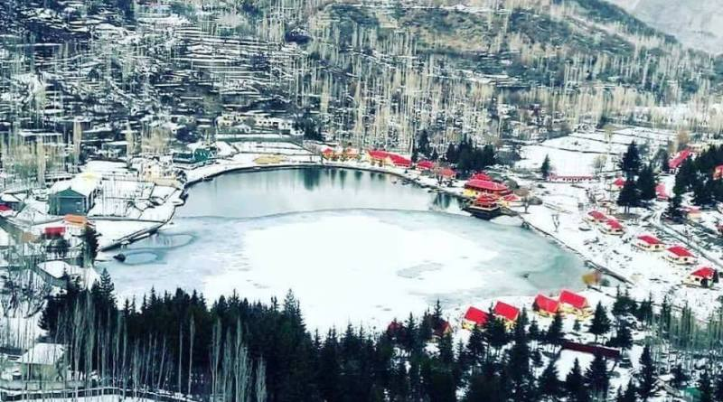 Extreme Cold In Northern Areas of Pakistan