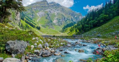 Hampta Pass Trek Images