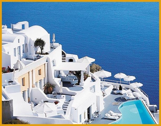 Katikies Hotel Greece