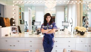 Kylie Jenner Dressing Room