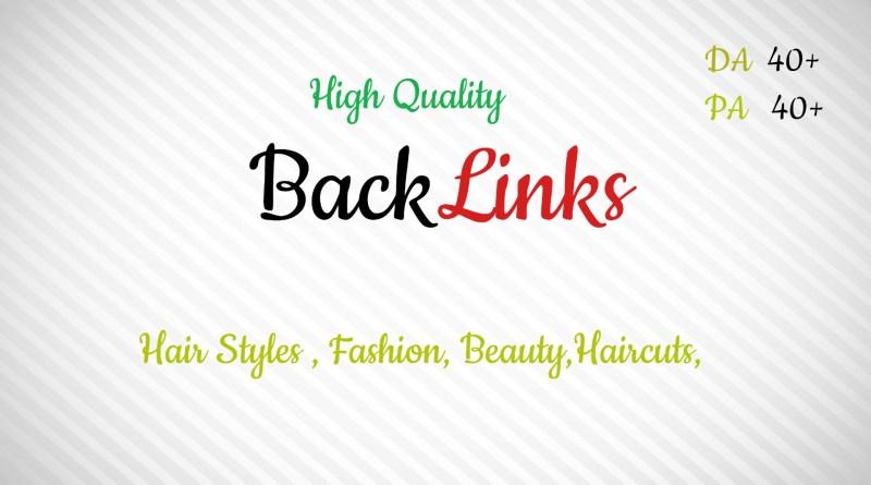 List of Fashion Niche PBN Sites