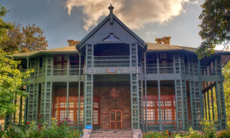 Residence of Quideazam Muhammad Ali Jinnah Ziyarat Quetta Balochistan
