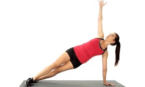 Side Plan is the best excercise to get rid of stomach fat