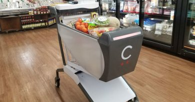 Smart shopping cart based on Artificial Intelligence