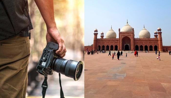 Wedding Photography Bans in Badshahi Masjid