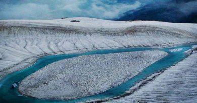 Ansoo Lake Kaghan Valley Naran