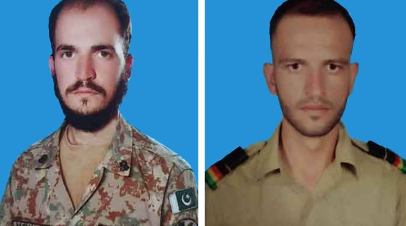 Army Martyred in North Waziristan