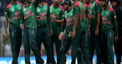 Bangladesh team announcement for Pakistan t20 Series