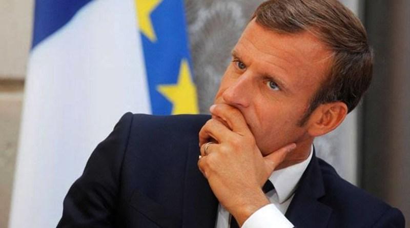 Emmanuel Macron On Iran US Tension