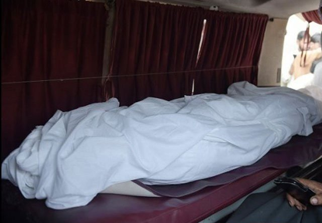 Engineer Husband Killed His Doctor Wife and Committed Suicide in Karachi