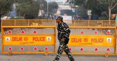 NSA Imposed in Delhi India