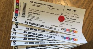 PSL 5 2020 Ticket Price