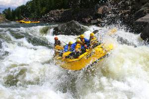 Rafting the colorado River most Dangerous Tourist Attractions in the World