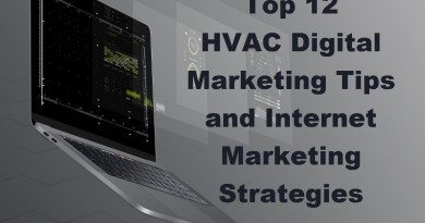 Top 12 HVAC Digital Marketing Tips and Internet Marketing Strategies
