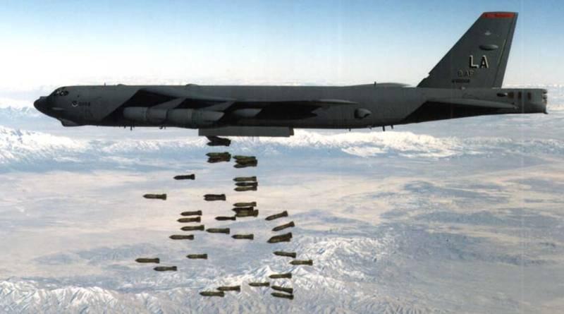 US Bombing increases in 2019 in Afghanistan