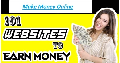 101 websites to earn money online