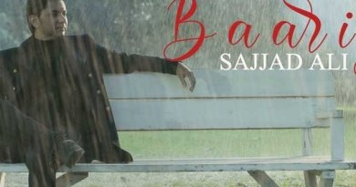 Barish new song of Sajad Ali