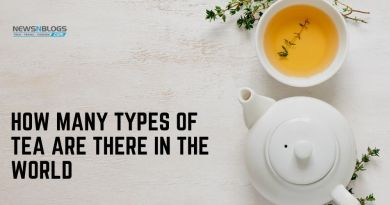 How many types of tea are there in the world & What are there benefits