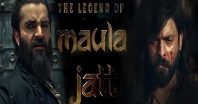 The Legened of Maula Jutt