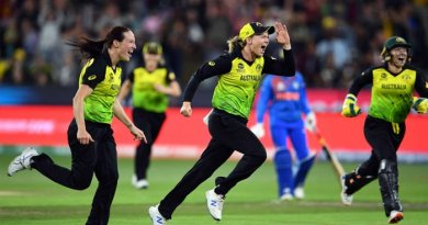 Australian Women Won World cup
