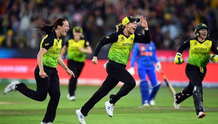 Australian Women Won World cup