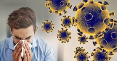 Coronavirus total cases globally