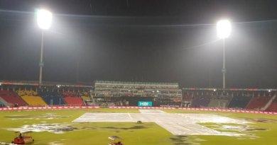 Quetta Vs Multan Match has been abandon due to heavy rain