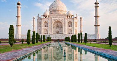 Taj Mahal is closed due to Coronavirus