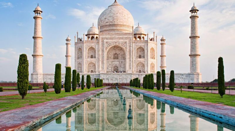 Taj Mahal is closed due to Coronavirus