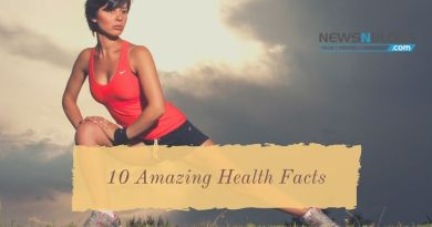 10 Amazing Health Facts