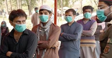 2450 Coronavirus cases in Pakistan - death toll has risen to 35 in Pakistan