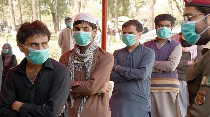 2450 Coronavirus cases in Pakistan - death toll has risen to 35 in Pakistan