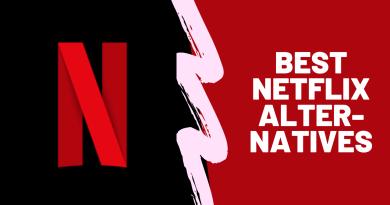 5 Best Netflix alternatives