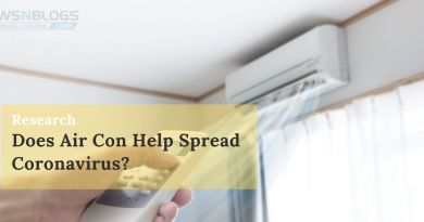 Does Air Conditioners help spread coronavirus