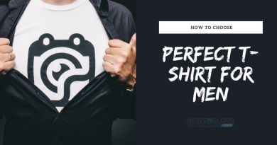 How to Choose Perfect T-Shirt for Men