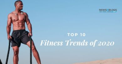 Top 10 Fitness Trends of 2020