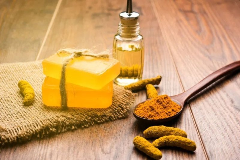 Turmeric Oil - to Boost Immune system