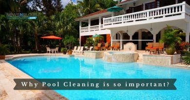 Why Pool Cleaning is so important