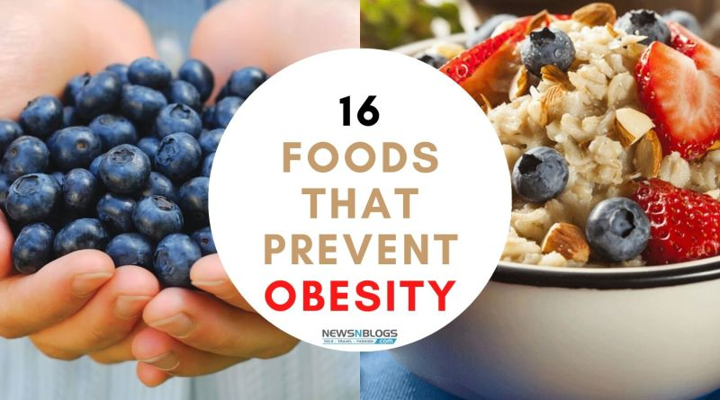 foods that prevent obesity