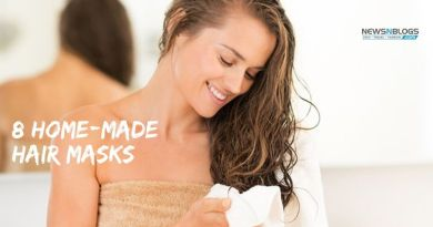 8 Home-Made Hair Masks