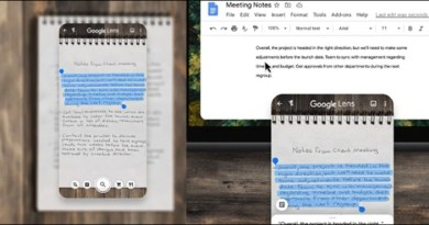Here is how to copy text from a Paper to Your Desktop