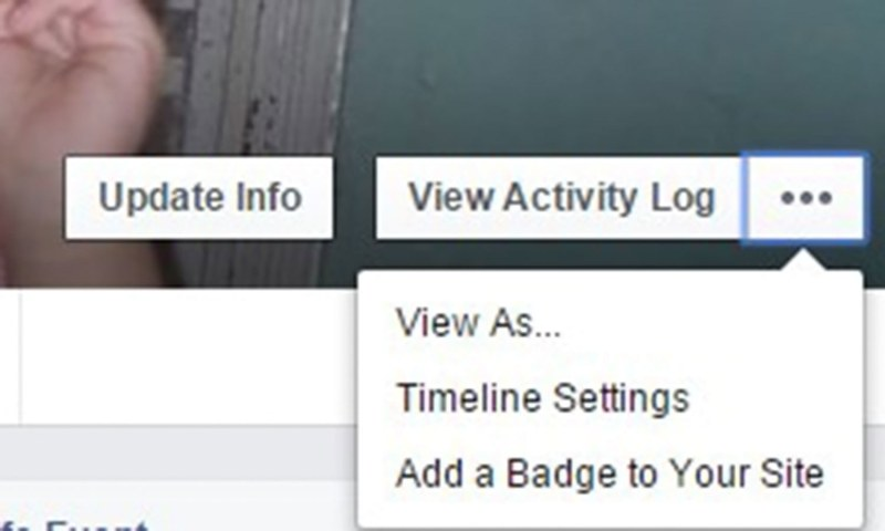 It is possible to see every Like, Share and Comment in Activity Log